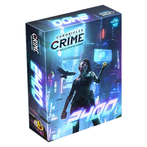 [Chronicles Of Crime: 2400 (Product Image)]
