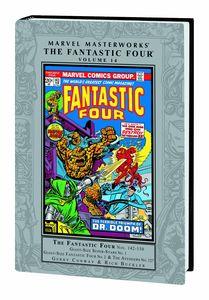 [Marvel Masterworks: Fantastic Four: Volume 14 (Hardcover) (Product Image)]