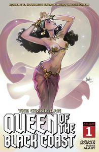 [Cimmerian: Queen Of The Black Coast #1 (Cover B Mirka Andolfo.) (Product Image)]