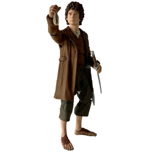 [Lord Of The Rings: Action Figure: Frodo Baggins (Product Image)]