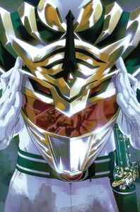 [Mighty Morphin Power Rangers #52 (Foil Montes Variant) (Product Image)]