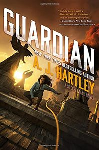 [The Steeplejack: Book 3: Guardian (Hardcover) (Product Image)]