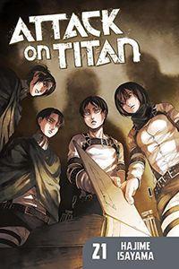 [Attack On Titan: Volume 21 (Product Image)]