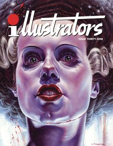 [Illustrators Magazine #31 (Product Image)]