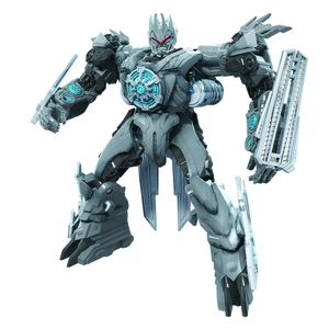 [Transformers: Generations: Studio Series Deluxe Action Figure: Soundwave (Product Image)]