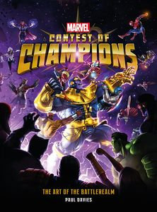 [Marvel: Contest Of Champions: The Art Of The Battlerealm (Hardcover) (Product Image)]