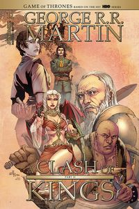 [George R.R. Martin's A Clash Of Kings #11 (Cover B Rubi) (Product Image)]