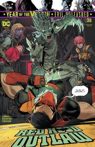 [Red Hood: Outlaw #38 (YOTV) (Product Image)]