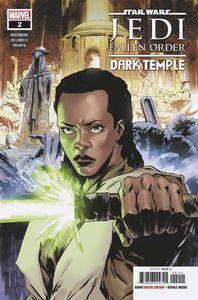 [Star Wars: Jedi: Fallen Order: Dark Temple #2 (Product Image)]