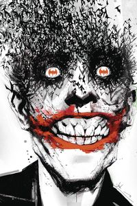 [Absolute Batman: The Black Mirror (Hardcover) (Product Image)]