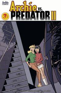 [Archie Vs Predator 2 #3 (Cover E Jarrell) (Product Image)]