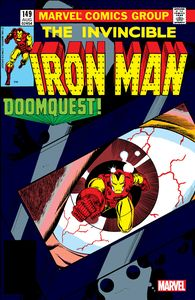 [True Believers: King In Black: Iron Man / Doctor Doom #1 (Product Image)]