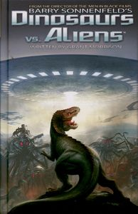 [Dinosaurs Vs Aliens (Hardcover) (Product Image)]