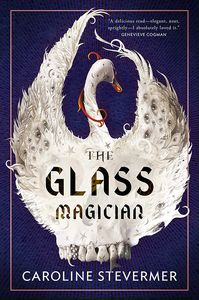 [The Glass Magician (Hardcover) (Product Image)]