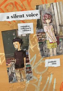 [A Silent Voice: Complete Collector's Edition: Volume 1 (Hardcover) (Product Image)]