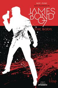 [James Bond: The Body #3 (Cover A Casalanguida) (Product Image)]