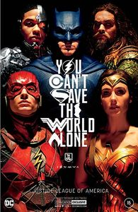 [Justice League Of America #15 (Convention Exclusive Foil Variant) (Product Image)]