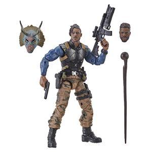 [Black Panther: Marvel Legends Action Figure: Killmonger (Product Image)]