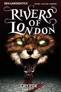 [Rivers of London: Volume 5: Cry Fox (Forbidden Planet Signed Mini Print Edition) (Product Image)]