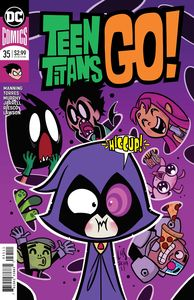 [Teen Titans Go #35 (Product Image)]
