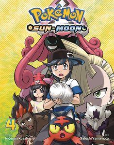 [Pokemon: Sun & Moon: Volume 4 (Product Image)]