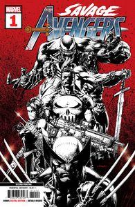 [Savage Avengers #1 (2nd Printing) (Product Image)]