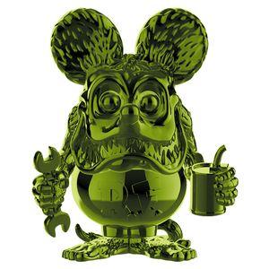 [Rat Fink: Pop! Vinyl Figure: Green Chrome (2019 Summer Convention Exclusive) (Product Image)]