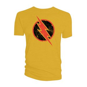 [DC: T-Shirt: Reverse Flash Logo (Product Image)]