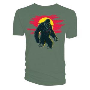 [Godzilla Vs Kong: T-Shirt: Neon King Kong (Product Image)]