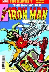 [True Believers: Iron Man: 2020 War Machine #1 (Product Image)]