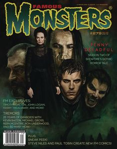 [Famous Monsters Of Filmland #279 (Penny Dreadful Variant Cover) (Product Image)]