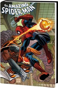 [Spider-Man By Stern: Omnibus: Spider-Man (Hobgoblin Cover Hardcover) (Product Image)]