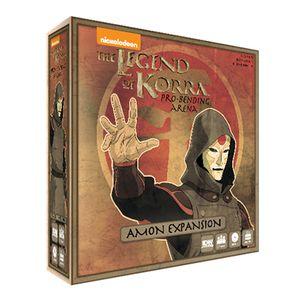 [The Legend Of Korra: Pro-Bending Arena: Amon's Invasion (Product Image)]