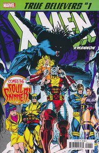 [True Believers: X-Men: Kwannon #1 (Product Image)]