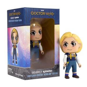 [Doctor Who: 13th Doctor: Kawaii TITANS: Keblam Edition (NYCC 2019 Exclusive) (Product Image)]