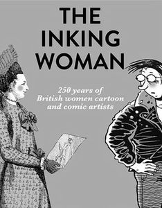 [The Inking Woman (Hardcover) (Product Image)]