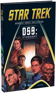 [Star Trek Graphic Novel Collection: Volume 37: DS9: Stowaway (Product Image)]