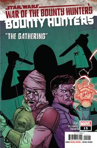 [Star Wars: Bounty Hunters #15 (Wobh) (Product Image)]