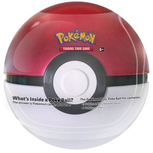 [Pokémon: Trading Card Game: Poke Ball Tin: 2020 (Product Image)]