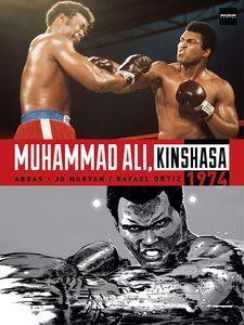 [Muhammad Ali, Kinshasa 1974 (Hardcover) (Product Image)]