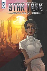 [Star Trek: Boldly Go #9 (Subscription Variant) (Product Image)]