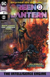 [Green Lantern: Season Two #12 (Cover A Liam Sharp) (Product Image)]