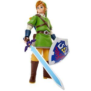 [Legend Of Zelda: Jumbo Action Figures: Link (Product Image)]