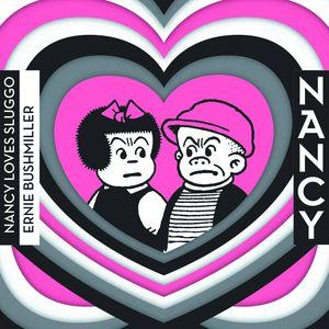 [Nancy Loves Sluggo: Complete Dailies: 1949-1951 (Hardcover) (Product Image)]