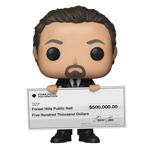 [Spider-Man: Far From Home: Pop! Vinyl Figure: Happy Hogan (Product Image)]