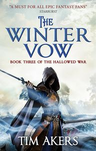 [The Hallowed War: Book 3: The Winter Vow (Product Image)]