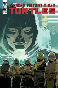[Teenage Mutant Ninja Turtles: Ongoing #118 (Cover A Nelson Daniel) (Product Image)]