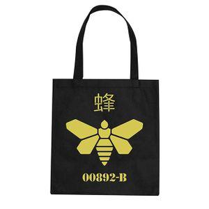 [Breaking Bad: Tote Bag: Meth Wasp (Product Image)]