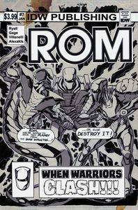 [Rom #7 (Subscription Variant A) (Product Image)]