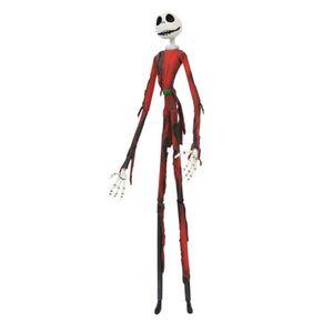 [Nightmare Before Christmas: Select Series Action Figure: Burnt Santa Jack (Product Image)]